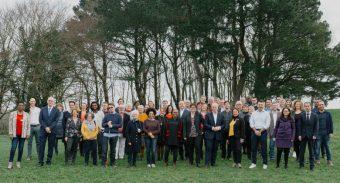 Municipales : « Aimer Angers » présente sa liste