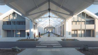 Prix départemental de l'architecture : la résidence Les Allumettières de Trélazé lauréate