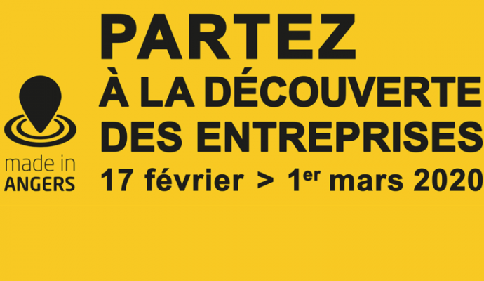 Plus de 160 entreprises à découvrir pour les 20 ans de Made in Angers
