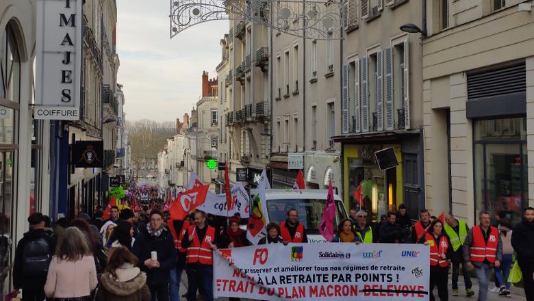 Manifestation 11 janvier