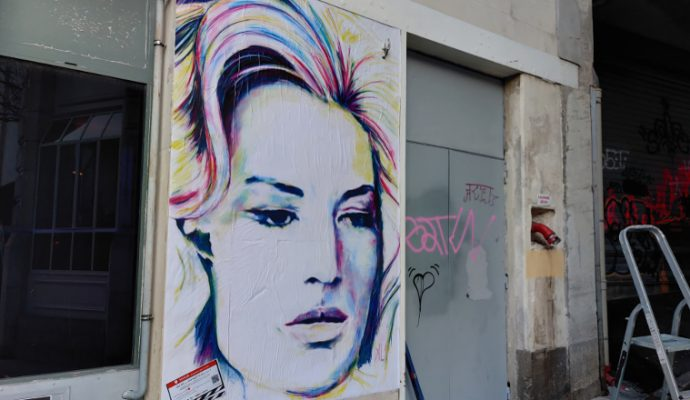 Festival Premiers Plans : 8 portraits géants installés dans la ville