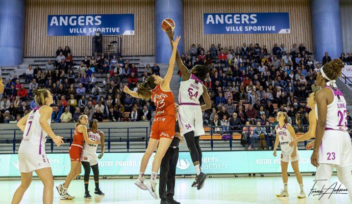 L'UFAB retrouve le plus haut niveau du basket féminin français