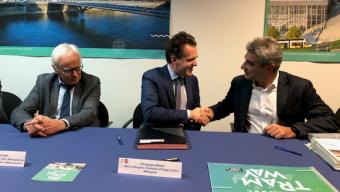 Angers Loire Métropole signe la commande de 20 nouvelles rames de tramway avec Alstom