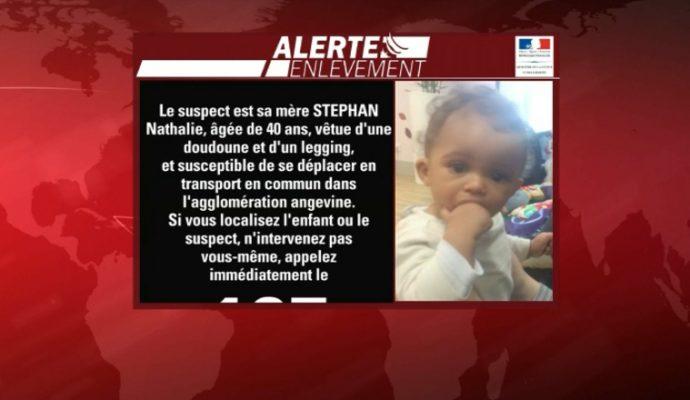 Alerte enlèvement : la mère retrouvée sans la petite fille toujours recherchée