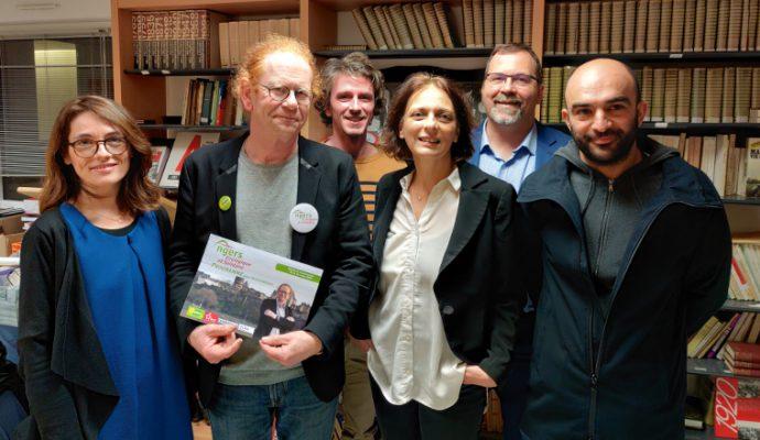 Municipales : 173 mesures proposées par la liste « Angers écologique et solidaire »