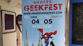 La programmation d'Angers Geekfest se dévoile