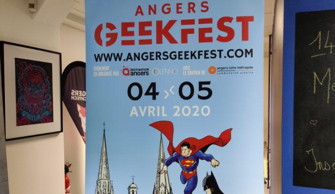 Coronavirus : Angers Geek Festival, So Rétro et le Forum pour l'emploi reportés