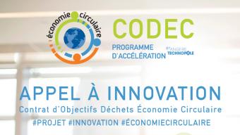 Economie circulaire : Angers Technopole lance un appel à projets innovants