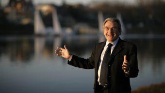 Un hommage à l'ancien maire d'Angers Jean-Claude Antonini ce samedi 8 février