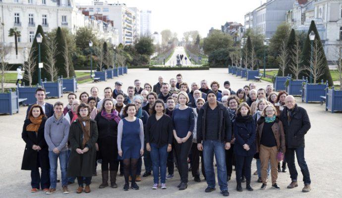 Municipales : la liste « Angers citoyenne et populaire » présente l'ensemble des ses colistiers