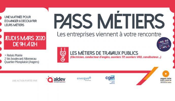 A la découverte des métiers du BTP le 5 mars à Monplaisir
