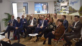Municipales : Christophe Béchu présente l'ensemble de ses propositions