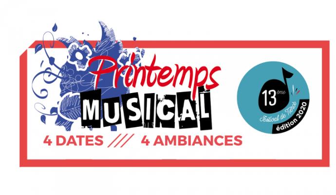 13e édition du Festival du Printemps Musical de Tiercé