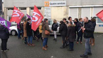 Nouvelle grève au service de gériatrie du CHU d'Angers