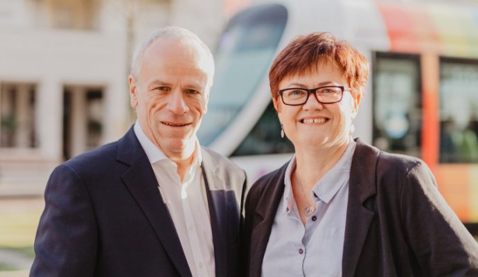 Municipales : la réaction de Silvia Camara-Tombini et Stéphane Lefloch