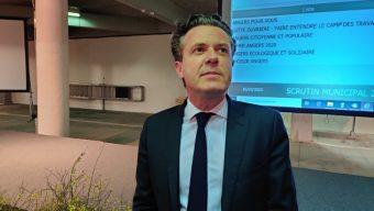 Christophe Béchu réélu maire dès le premier tour