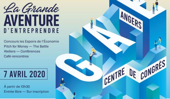 La Grande Aventure d'Entreprendre de retour le 7 avril au Centre de congrès