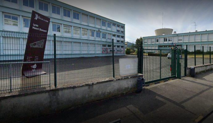 Coronavirus : 96 personnes à l'isolement au lycée Henri Dunant à Angers