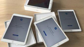 Confinement : le département continue de distribuer des tablettes numériques aux seniors