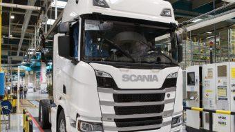 Scania reprend sa production à Angers à partir du 27 avril