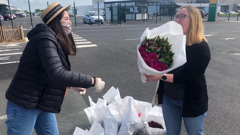 Produit en Anjou horticulture