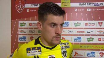 Angers SCO : Baptiste Santamaria va quitter le club
