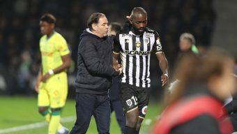 Stéphane Bahoken : « On a tous envie de terminer la saison »