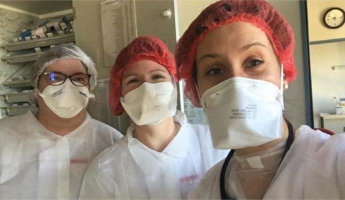Coronavirus : des soignants du CHU d'Angers interviennent en renfort dans les Ehpad