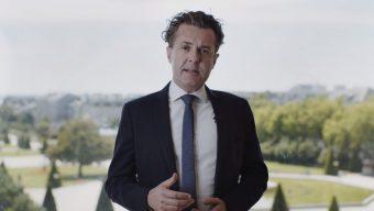 Christophe Béchu s'exprime sur le déconfinement