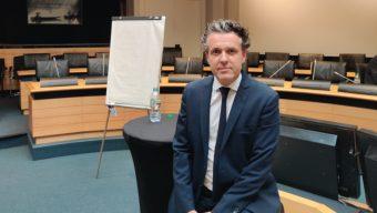 Christophe Béchu présente le plan de déconfinement pour la ville d'Angers