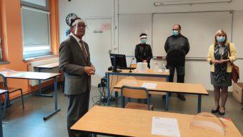 Les collèges du Maine-et-Loire prêts à accueillir les élèves