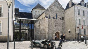 Réouverture et gratuité à la collégiale Saint-Martin et au château du Plessis-Macé