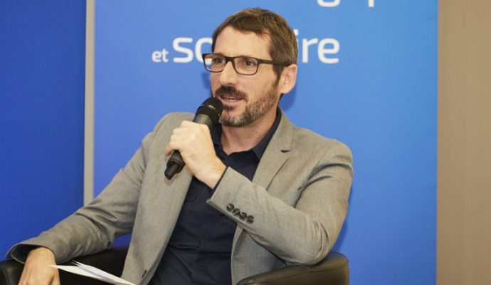 Matthieu Orphelin fonde un nouveau groupe politique