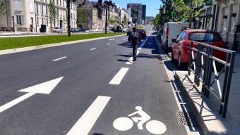 Pour l'opposition, les aménagements pour les vélos restent insuffisants