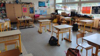Déconfinement : près de 50 % des élèves de retour dans les écoles et les collèges