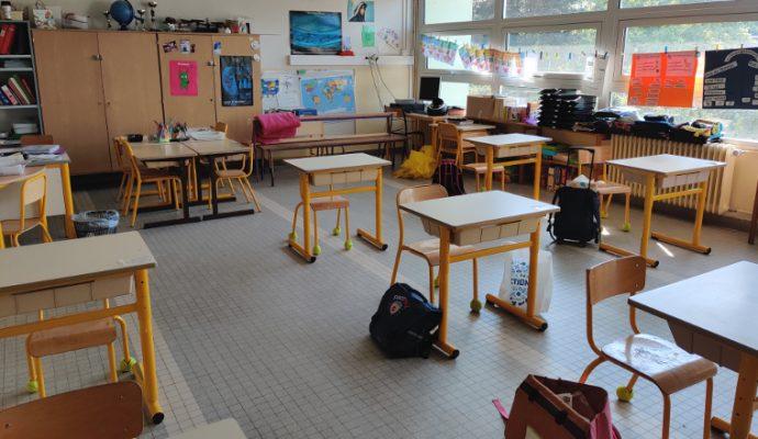 Un appel à la « grève sanitaire » dans les écoles ce mardi