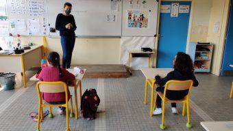Déconfinement : un retour progressif dans les écoles