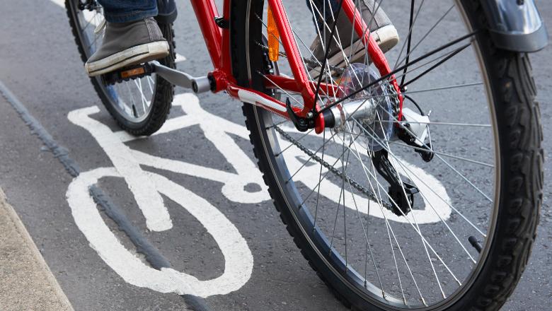vélo-cycliste