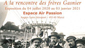 Exposition «A la rencontre des frères Gasnier» au musée Espace Air Passion