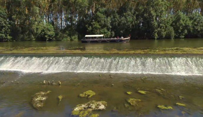 Réouverture de la navigation sur plusieurs rivières du département