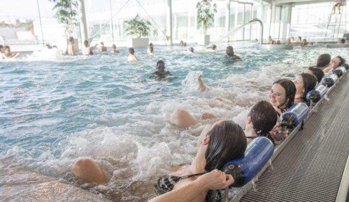 AquaVita et la piscine Belle-Beille rouvrent le 29 juin