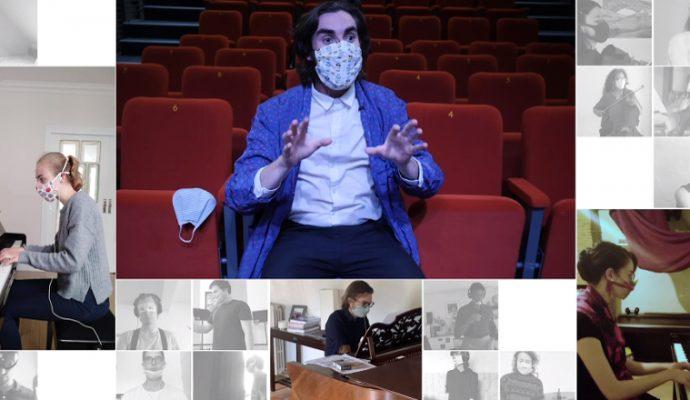 Le Conservatoire d'Angers présente « Tous masqués ! »