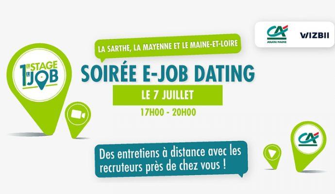 Un e-Job Dating pour l'emploi des jeunes le 7 juillet