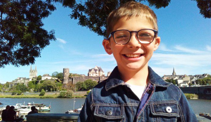 A 8 ans, Louis propose un direct avec un ingénieur de la Nasa