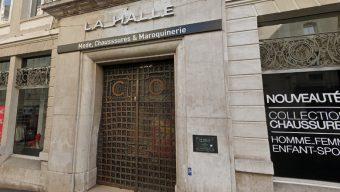 Le magasin La Halle du centre-ville va fermer ses portes