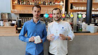 Une marque de tisane angevine s'associe à trois chefs cuisiniers pour soutenir la Banque Alimentaire