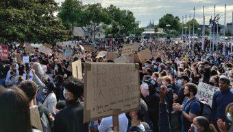 Racisme : nouvelle mobilisation d'ampleur à Angers