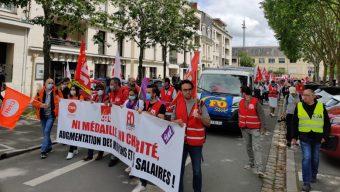 Soignants et retraités dans la rue ce jeudi 2 juillet