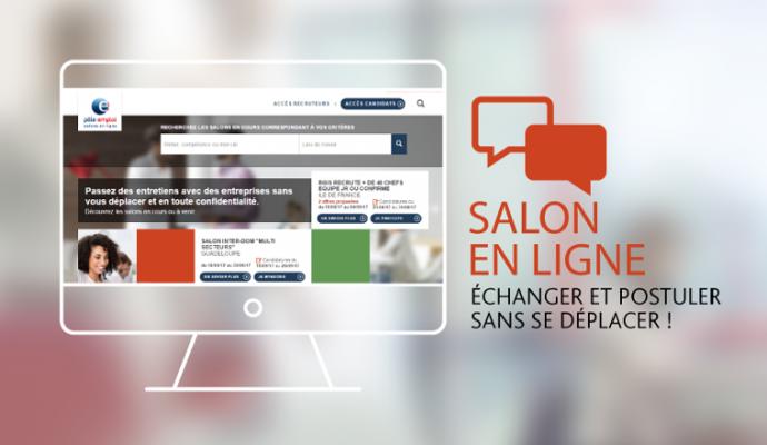 Alternance : Pôle emploi Pays de la Loire propose un salon en ligne jusqu'au 30 juin