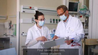 Coronavirus : l'Agence Régionale de Santé lance une campagne de prévention